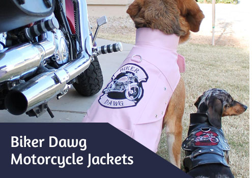 Biker Dawg Motorcycle Jackets