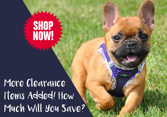 More Clearance Items Added