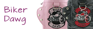 Biker Dawg Dog Jackets