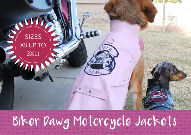 Doggie Design Motorcycle Jackets